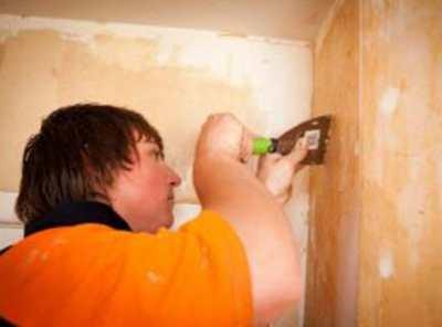Подготовка стен к поклейке обоев – как создать идеальные условия?
