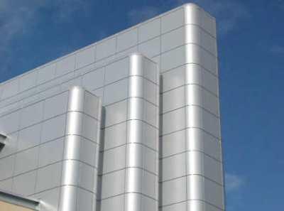Алюминиевые фасады – все об этой находке для строительства