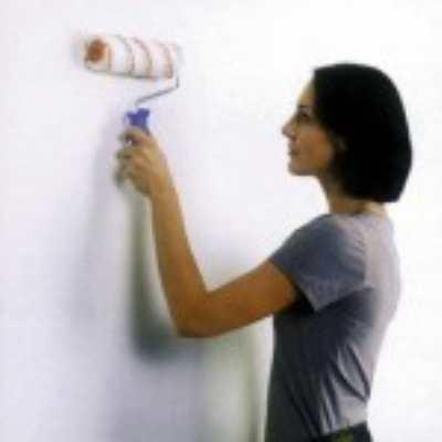 Подготовка штукатуренных стен к покраске